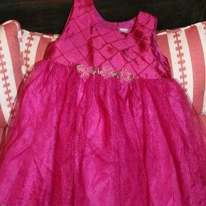 Sweet pink Sz 4T dress gown